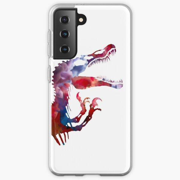 Funkospinosaurus Samsung Galaxy Soft Case