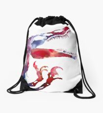 Funkospinosaurus Drawstring Bag