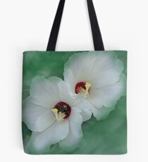 Silky Mallow Tote Bag