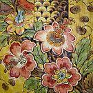 Chintz Quilt by Ann Baker