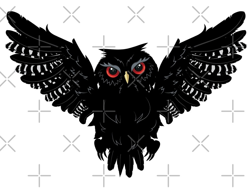 Black Owl 5 by AnnArtshock