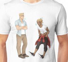 Dragon Age | Modern AU Alistair and zevran Unisex T-Shirt