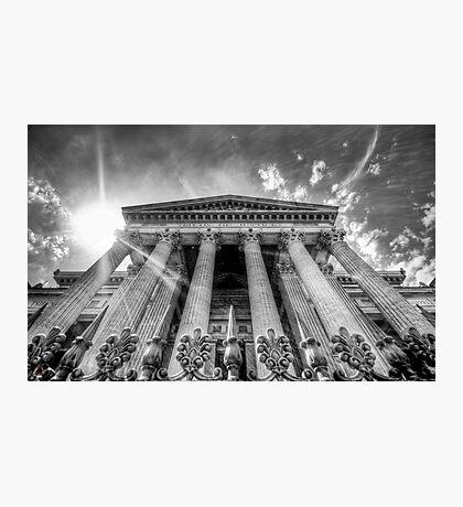 Palais de Justice Photographic Print