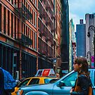 Downtown by Jessica Manelis