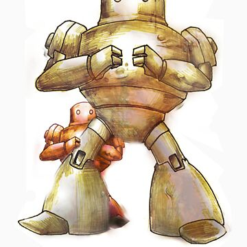 Robot Papa by Kloud23