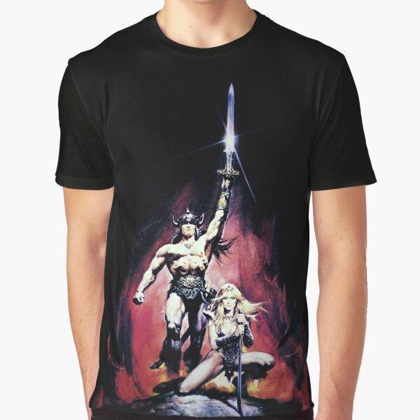 Conan the Barbarian Graphic T-Shirt