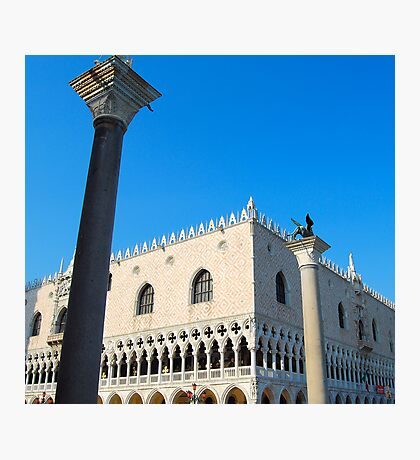 Doge's Palace, Venice Photographic Print