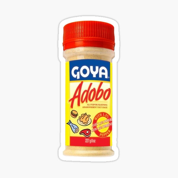 Adobo Stickers Redbubble