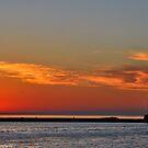 Lake Sunrise by hammye01