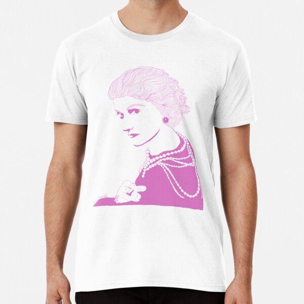 Coco Chanel Camiseta premium