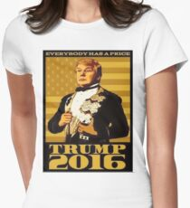 Trump 2016 Womens Fitted T-Shirt