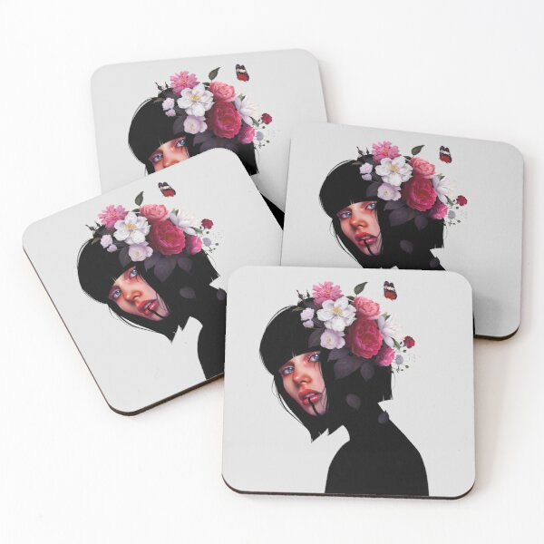 Untitled Coasters (Set of 4)