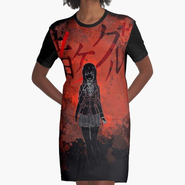 gambling awakening Graphic T-Shirt Dress