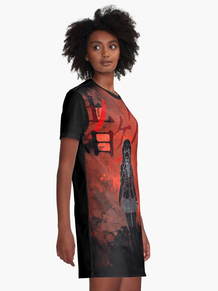 Alternate view of gambling awakening Graphic T-Shirt Dress