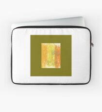 Abstract Art With Scribbles And Flourishes Laptop Sleeve