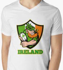 Irish leprechaun rugby player Ireland T-Shirt