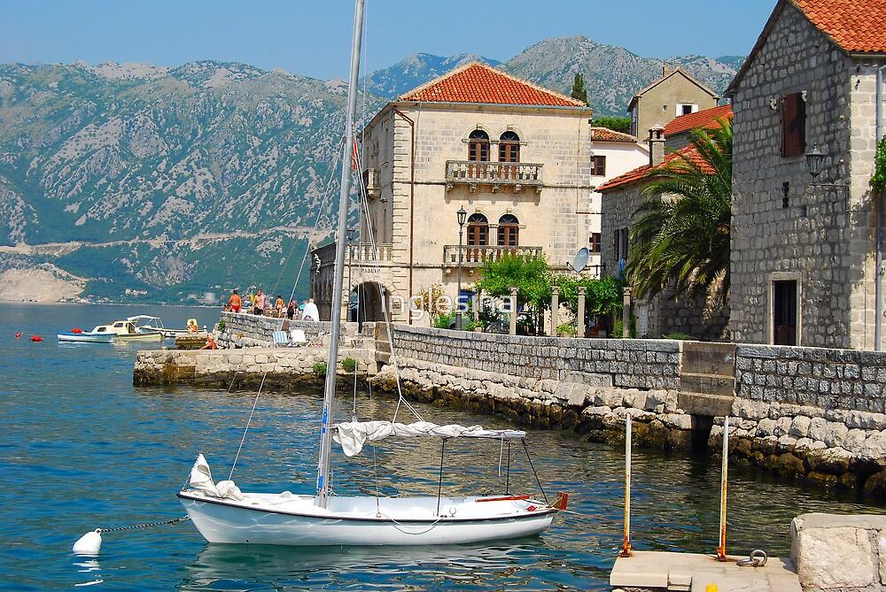 Perast, Montenegro by inglesina