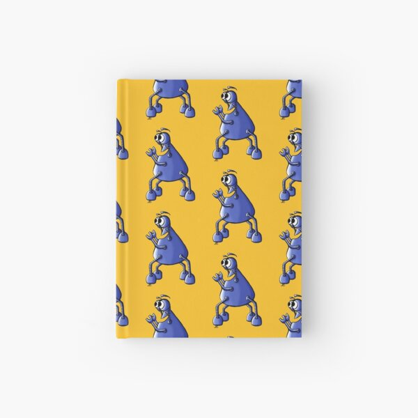 Toots-kiss Hardcover Journal