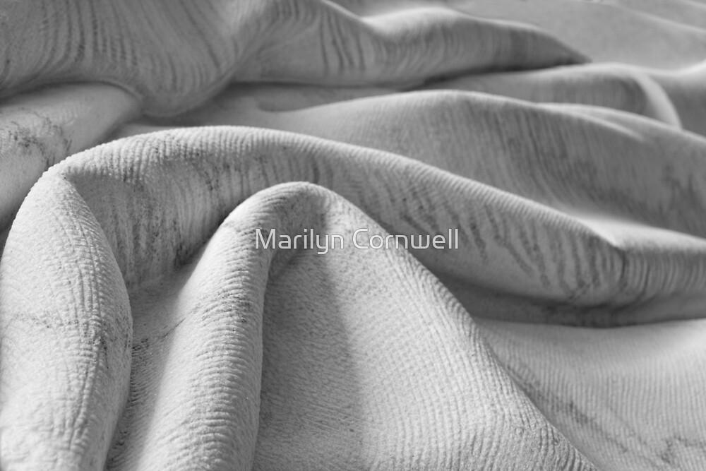 Unfolding and Enfolding - II by Marilyn Cornwell