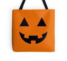 Jack O Lantern Tote Bag