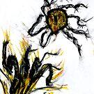 Chakra distortion sketch 4 by LordMasque