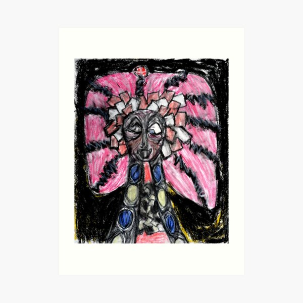 The Great Transduction! Art Print