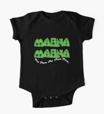 Mahna Mahna One Piece - Short Sleeve