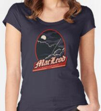 Highland Brew Women's Fitted Scoop T-Shirt