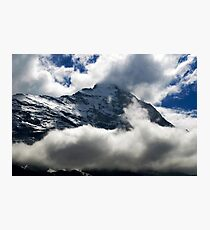 Eiger Nordwand Photographic Print