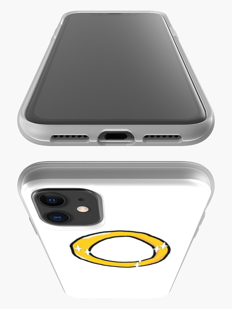 Alternate view of Sonic Ring iPhone Case & Cover