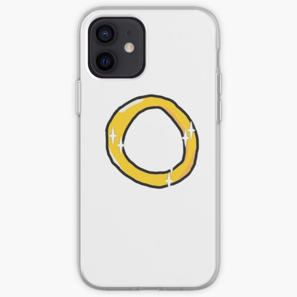 Sonic Ring iPhone Soft Case