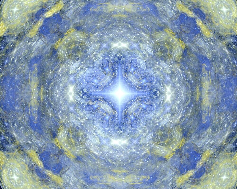 Stellar Cross by soundofheart