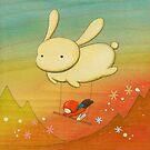 GO BUNNY GO!! by naokosstoop