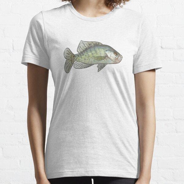 White Crappie | Crappie Fish Essential T-Shirt