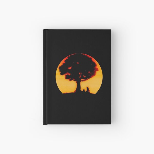 """Uncle Iroh """"Leaves from the vine"""" Hardcover Journal"""