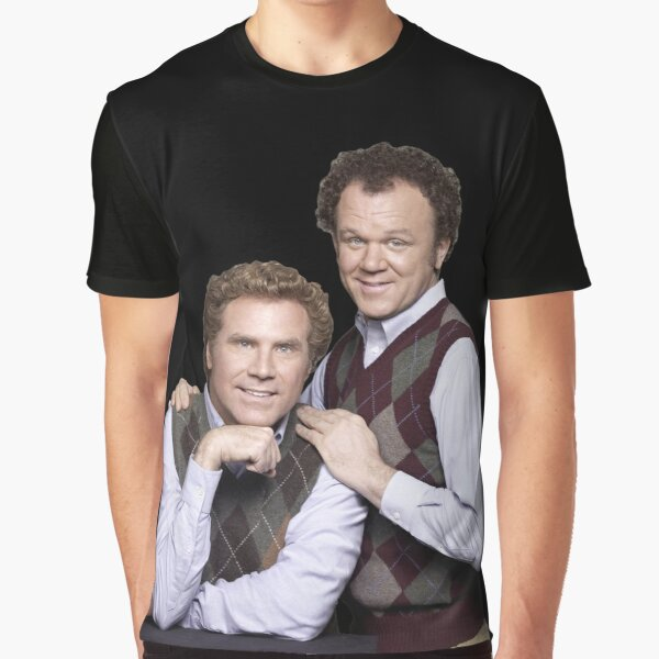 STEP BROTHERS Classic Tshirt Mug Portrait ALL SIZES Graphic T-Shirt