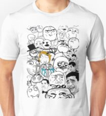 Meme compilation T-Shirt