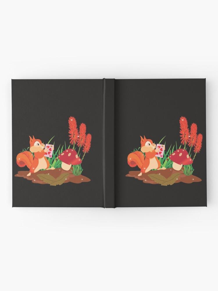 Alternate view of Chipy The Valentine Chipmunk™ Hardcover Journal