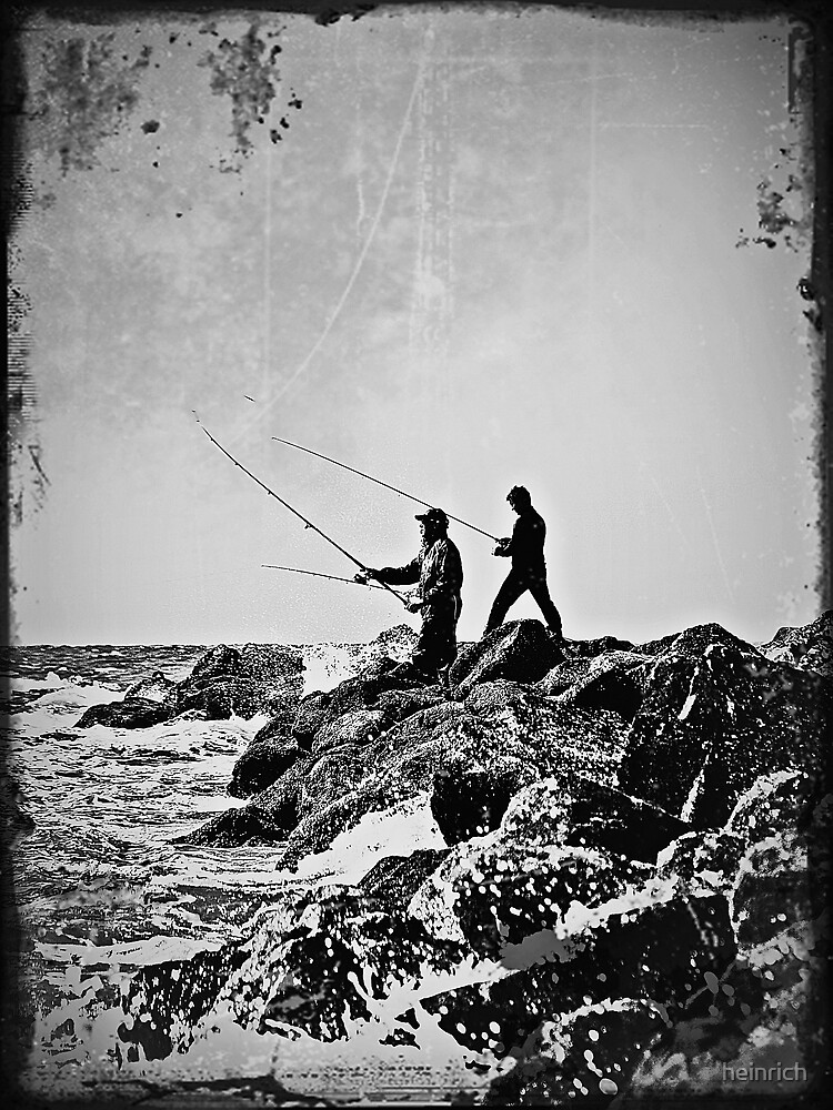 Gone fishing by heinrich