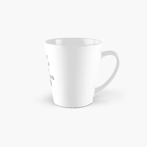 Treat People With Kindness with Flower Tall Mug