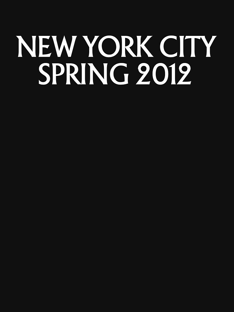 Uncut Gems | New York City, Spring 2012 by directees