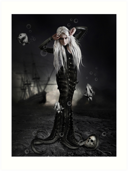 Ursula by Silviya  Yordanova