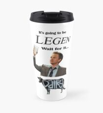 Barney Legendary Dairy Travel Mug