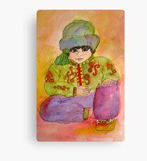 Child! Canvas Print