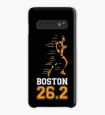 Boston 26.2 For Runners & Supporters Of The Great Marathon Case/Skin for Samsung Galaxy