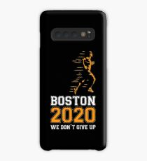 Boston 2020 For Runners & Supporters Of The Great Marathon Case/Skin for Samsung Galaxy