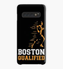 Boston 2020 Qualified For Runners & Supporters Of The Marathon Case/Skin for Samsung Galaxy
