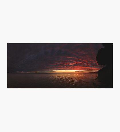 Lake Ontario predawn Photographic Print