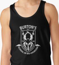Burton's School of Bio-Exorcism Tank Top