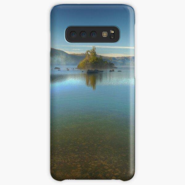 Lake Meston morning Samsung Galaxy Snap Case